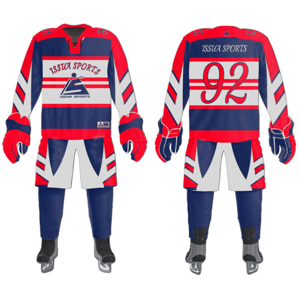 Ice Hockey Uniform Stock Design