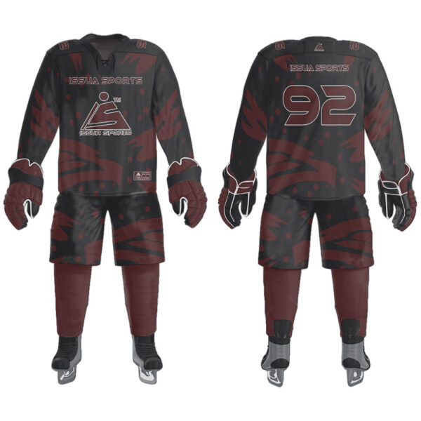 Ice Hockey Uniform Stock Design