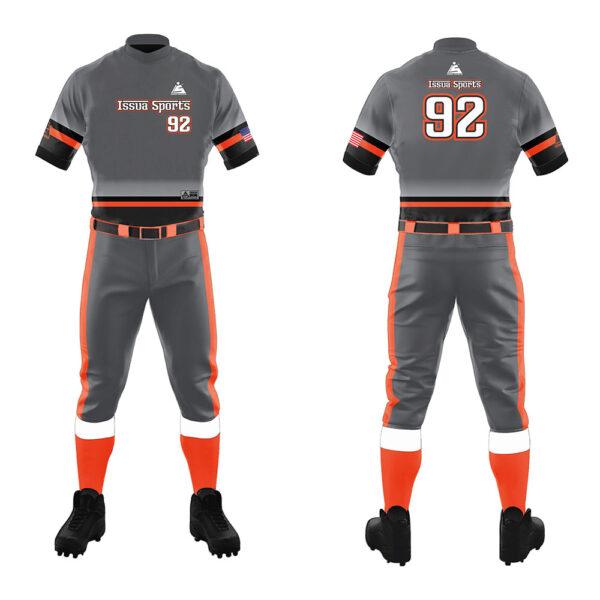 Softball Uniform Stock Design